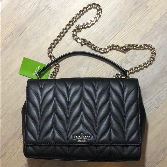 kate spade Handbags - Kate Spade Briar Lane Quilted Black Shoulder Bag